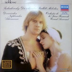 Piotr Illitch Tchaikovsky (Петр Ильич Чайковский) - Schwanensee Op. 20 / Dornröschen Op. 66 / Der Nussknacker Op. 71