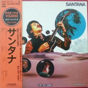 Santana - Santana (+ Poster!)