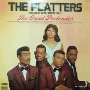 Platters, The - The Great Pretender - The Greatest Hits Series Vol. 1