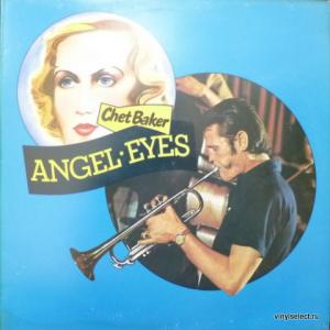 Chet Baker - Angel Eyes (Transparent Brown Vinyl)