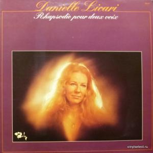 Danielle Licari (Saint-Preux) - Rhapsodie Pour Deux Voix
