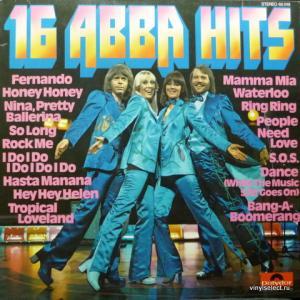 ABBA - 16 ABBA Hits (Club Edition)