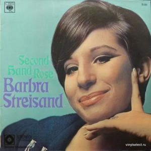 Barbra Streisand - Second Hand Rose (Club Edition)