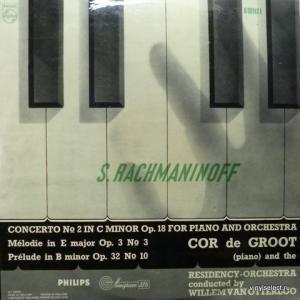 Сергей Рахманинов (Sergei Rachmaninoff) - Concerto No.2 In C Minor Op.18 For Piano And Orchestra (feat. Cor de Groot)