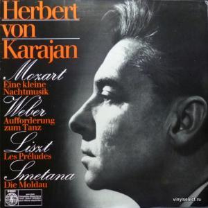 Herbert Von Karajan - Mozart / Weber / Liszt / Smetana