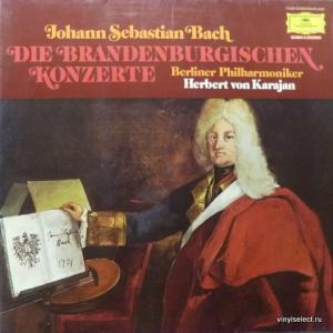 Johann Sebastian Bach - Die Brandenburgischen Konzerte 1-6 (feat. H.Von Karajan) (Club Edition)