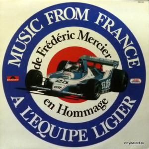 Frederic Mercier - Music From France En Hommage A L'Equipe Ligier