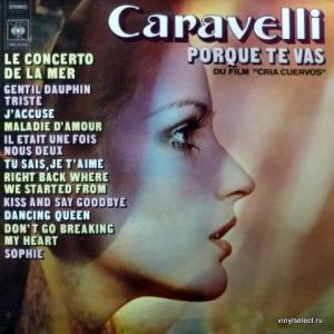 Caravelli Orchestra - Porque Te Vas