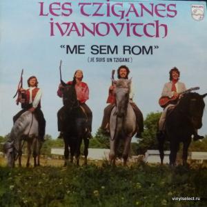 Les Tziganes Ivanovitch (Цыгане Ивановичи) - Me Sem Rom (Je Suis Un Tzigane)