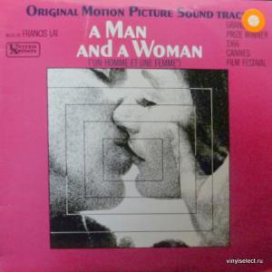 Francis Lai - A Man And A Woman (Un Homme Et Une Femme)