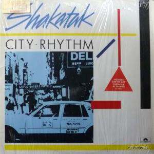 Shakatak - City Rhythm (feat. Al Jarreau)