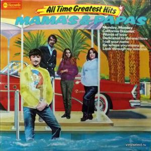 Mamas & Papas,The - All Time Greatest Hits