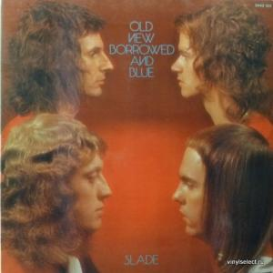 Slade - Old New Borrowed And Blue