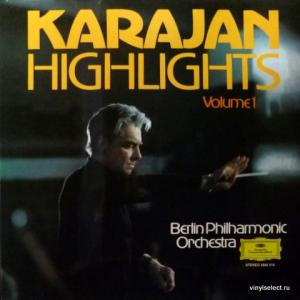 Herbert Von Karajan - Karajan Highlights Vol. 1