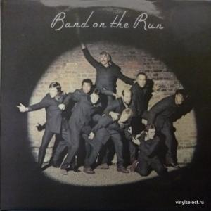 Paul McCartney And Wings - Band On The Run (+ Poster!)