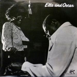 Ella Fitzgerald And Oscar Peterson - Ella And Oscar