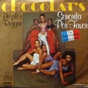 Chocolat's - Señorita Por Favor