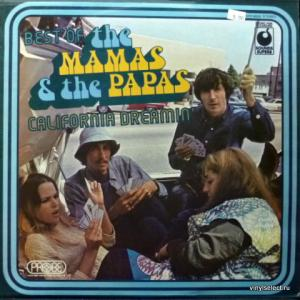 Mamas & Papas,The - Best Of The Mamas & The Papas - California Dreamin'