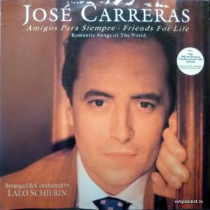 Jose Carreras - Amigos Para Siempre - Friends For Life: Romantic Songs Of The World