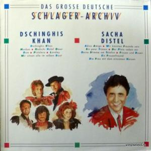 Dschinghis Khan / Sacha Distel - Das Grosse Deutsche Schlager - Archiv (Club Edition)