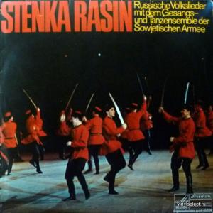 Alexandrov Red Army Ensemble, The - Stenka Rasin - Das Gesangs Und Tanzensemble Der Sowjetischen Armee