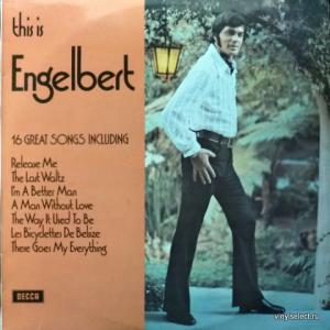Engelbert Humperdinck - This Is Engelbert