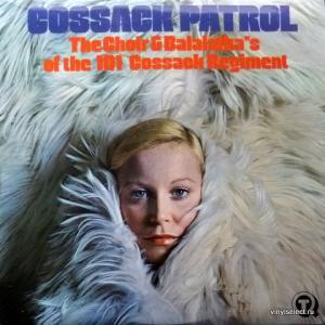 Choir & Balalaika's Of The 101st Cossack Regiment - Cossack Patrol