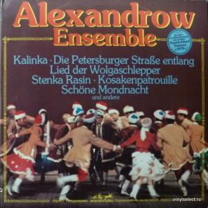 Alexandrov Red Army Ensemble, The - Alexandrow Ensemble