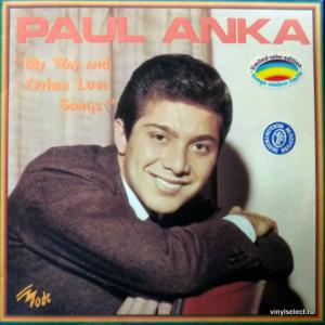 Paul Anka - My Way And Other Love Songs (Yellow Vinyl)