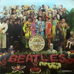 Beatles,The - Sgt. Pepper's Lonely Hearts Club Band (Yellow Vinyl)