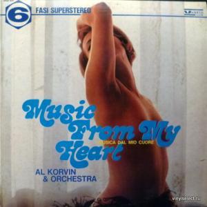 Al Korvin & Orchestra - Music From My Heart - Musica Dal Mio Cuore