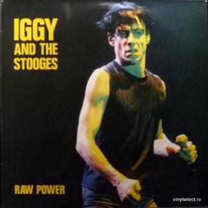 Stooges, The (feat. Iggy Pop) - Raw Power - Iggy And The Stooges (Red Vinyl)