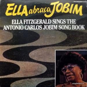 Ella Fitzgerald - Ella Abraça Jobim - Ella Fitzgerald Sings The Antonio Carlos Jobim Song Book