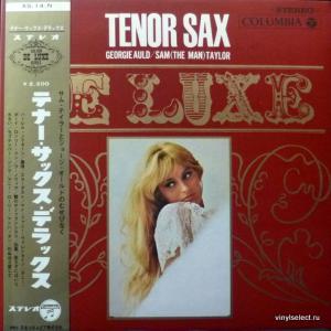 Georgie Auld / Sam Taylor - Tenor Sax De Luxe
