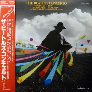 Royal Liverpool Philharmonic Orchestra - The Beatles Concerto (feat. Peter Rostal, Paul Schaefer & Ron Goodwin)