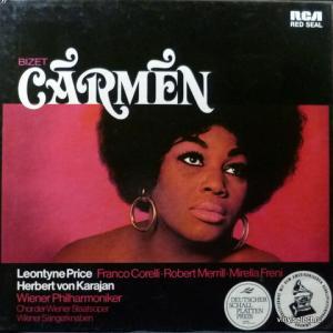 Georges Bizet - Carmen (feat. L.Price / F.Corelli / R.Merrill / M.Freni / H.V.Karajan)