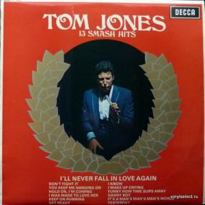 Tom Jones - 13 Smash Hits