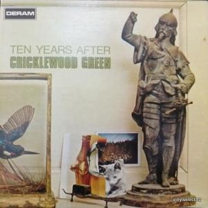 Ten Years After - Cricklewood Green (+ Poster!)