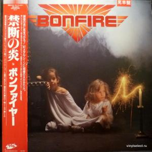 Bonfire - Don't Touch The Light (+ Poster!)