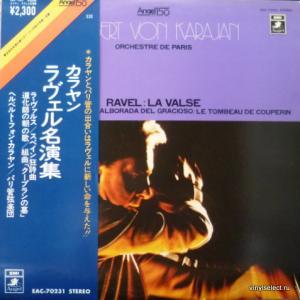 Maurice Ravel - La Valse • Rapsodie Espagnole • Alborada Del Gracioso... (feat. Herbert Von Karajan)