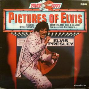 Elvis Presley - Pictures Of Elvis (+ Stickers & Postcards!)