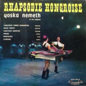 Yoska Nemeth - Rhapsodie Hongroise