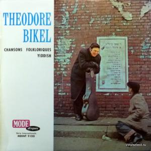 Theodore Bikel - Chansons Folkloriques Yiddish