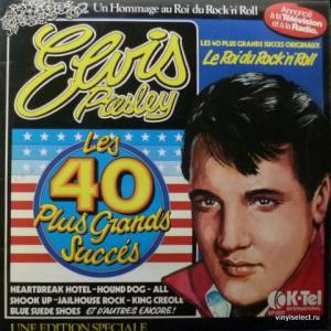 Elvis Presley - Les 40 Plus Grands Succès Originaux