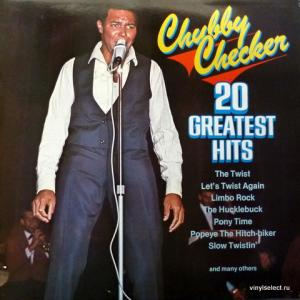 Chubby Checker - 20 Greatest Hits