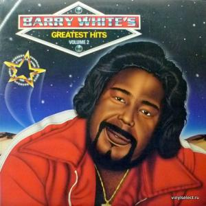 Barry White - Barry White's Greatest Hits Volume 2