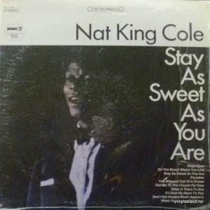 Nat King Cole - Stay As Sweet As You Are