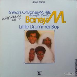 Boney M - 6 Years Of Boney M. Hits