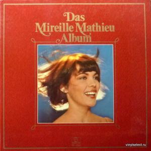 Mireille Mathieu - Das Mireille Mathieu Album