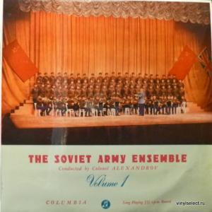 Alexandrov Red Army Ensemble, The - The Soviet Army Ensemble - Volume 1